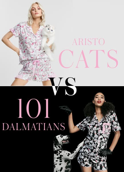 101 Dalmations & The Aristocats