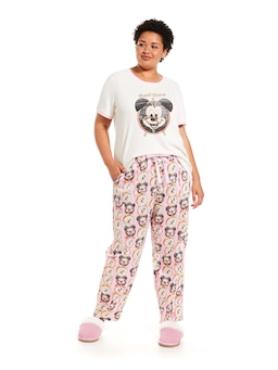 P.A. Plus Mickey Classic Pant