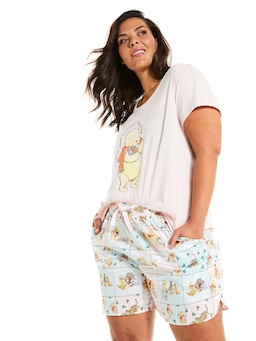 P.A. Plus Pooh Bear Long Short