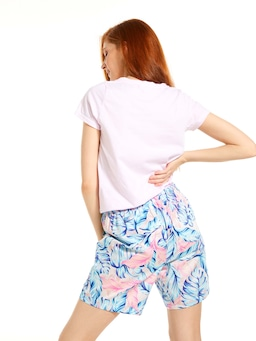 Palm Leaf Long Short