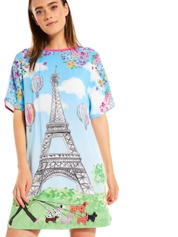 Parisian Scene Sleep Tee