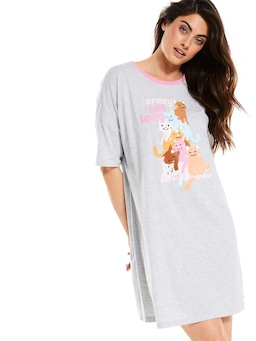 Crazy Cat Lady Sleep Tee