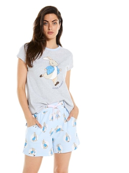 Peter Rabbit Waffle Long Short