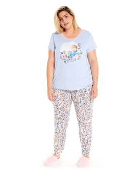 P.A. Plus Peter Rabbit Floral Tee
