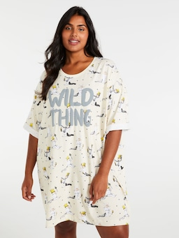 P.A. Plus Where The Wild Things Are Sleep Tee