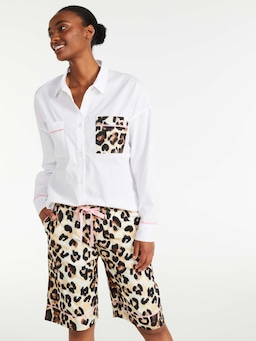 Leopard Long Short