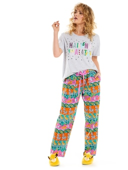 Lion King Stripe Classic Pj Pant