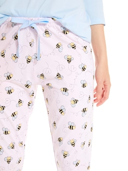 Bee-Autiful Easy Pj Pant