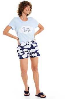 Cloud Bedtime Stories Pj Set