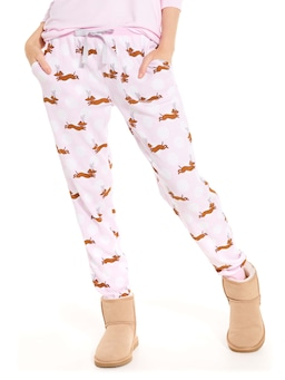 Easter Penny Waffle Easy Pj Pant
