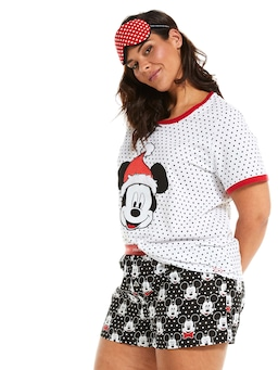 P.A. Plus Christmas Mickey Cracker Boxer Short