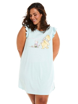 P.A Plus Pooh Bear & Piglet Sleep Tee