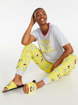 Spongebob Squarepants Easy Pj Pant