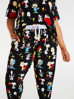 P.A. Plus Snoopy Easy Pj Pant