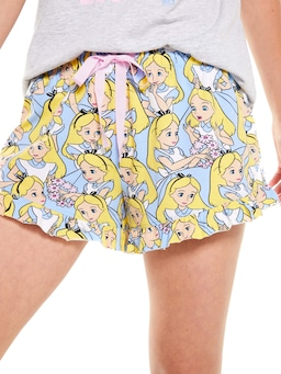 Disney Alice  In Wonderland Flutter Short