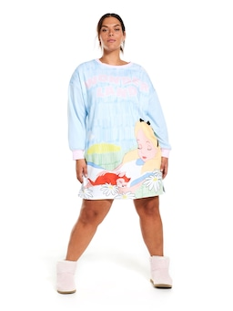 P.A Plus Disney Alice Sweater Nightie