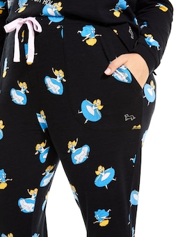 P.A Plus Disney Down The Rabbit Hole Pj Pant