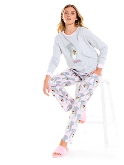 Totally Nuts Classic Pj Pant