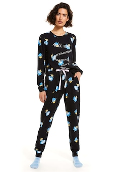 Disney Down The Rabbit Hole Easy Pj Pant