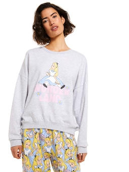 Disney Alice In Wonderland Sweater