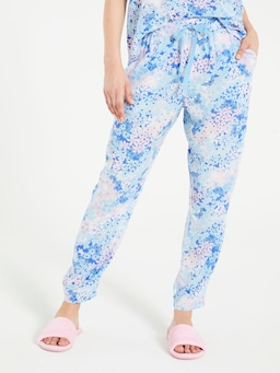 Field Of Florals Tapered Pj Pant