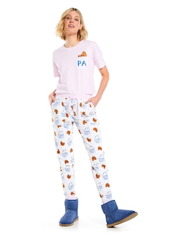 Cookies And Milk Easy Pant