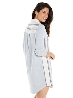 Simple Stripe Nightshirt