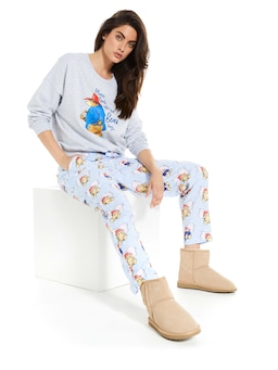 Paddington Bear Roll Up Pj Pant