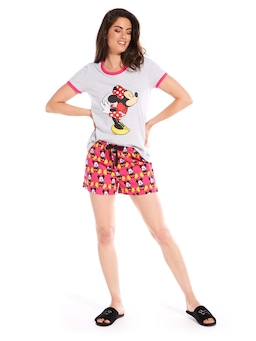 Minnie Left Kisses Tee