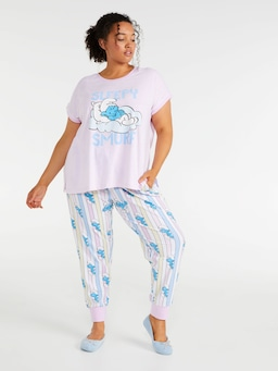 P.A. Plus Sleepy Smurf Tee