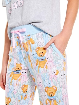 Bears And Bunnies Easy Pant