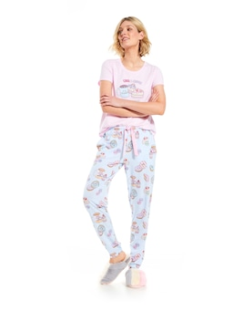 Cake For Breakfast Tapered Pj Pant