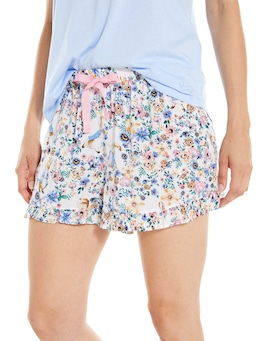 Peter Rabbit Floral Frill Short