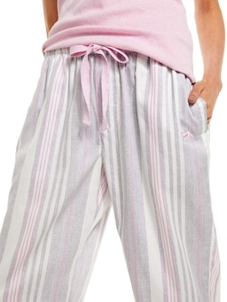 Bedroom Stripe 3/4 Pj Pant