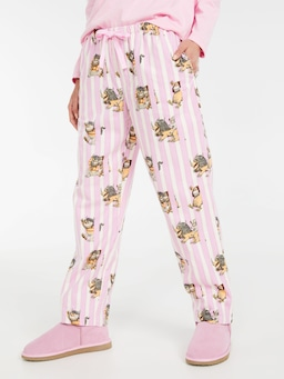 Where The Wild Things Are Flannelette Classic Pj Pant