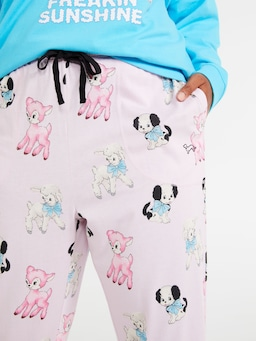 P.A. Plus Get Stuffed Toy Easy Pj Pant