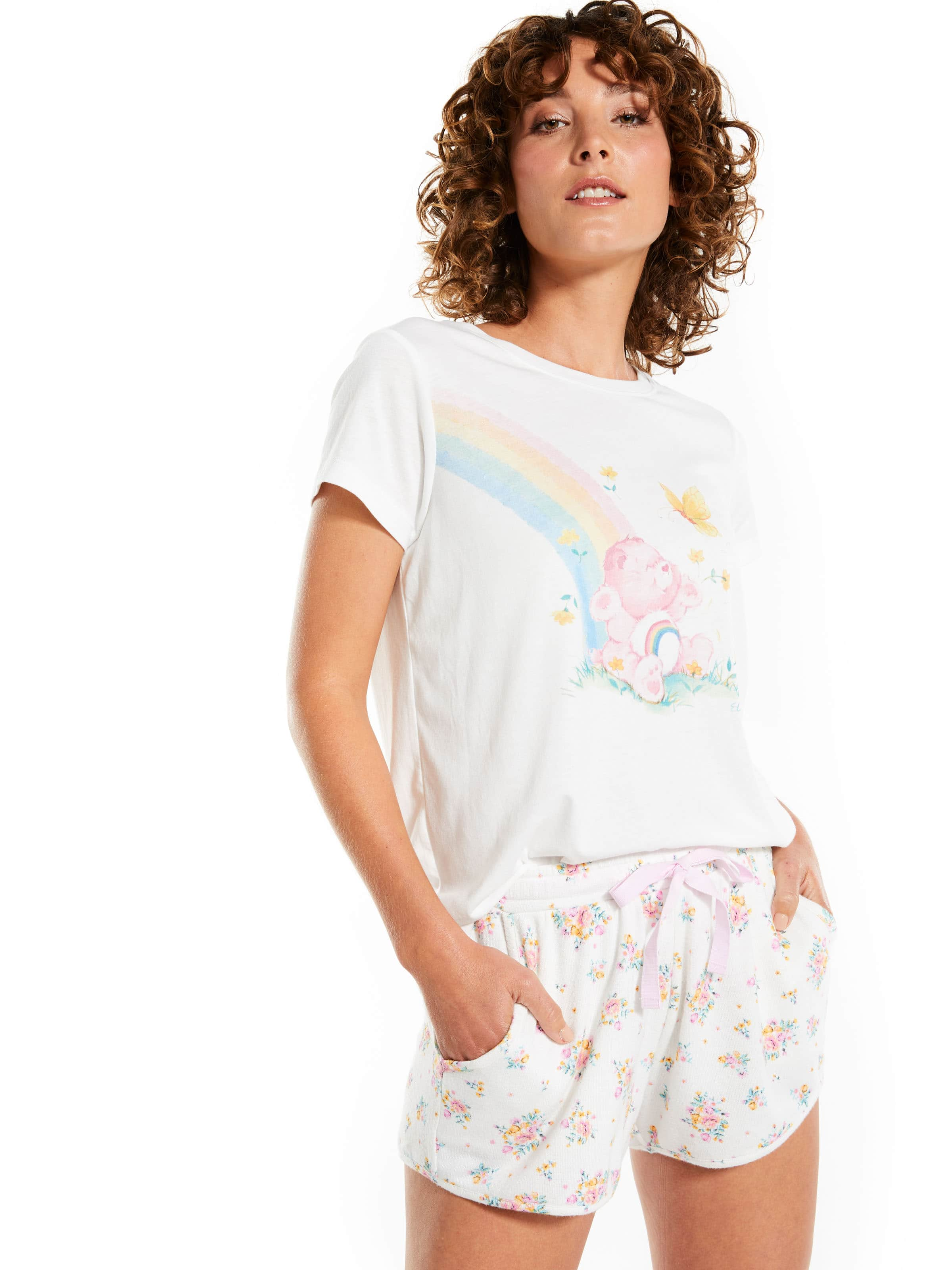 Mini Floral Short by Peter Alexander