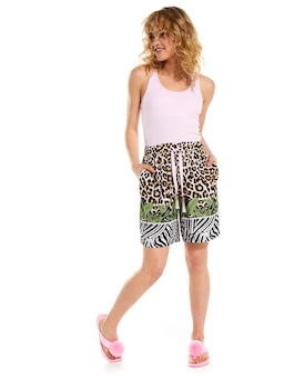 Zebra Edge Long Short
