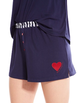 I Heart You Mini Short