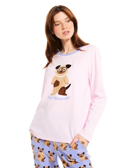 Doggie Long Sleeve Top