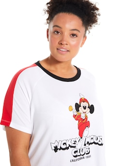 P.A. Plus Mickey Mouse Club Tee