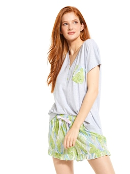 Palms Frill Edge Short