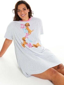 P.A. Plus Penny Wonderdog Sleep Tee