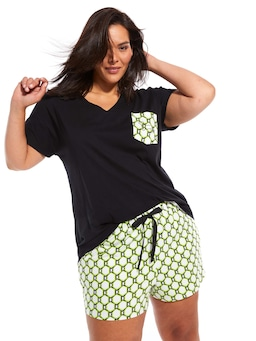 P.A. Plus Graphic Long Short