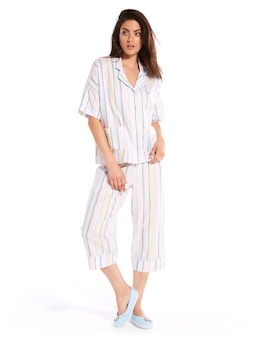 Wallpaper Stripe Pj Set