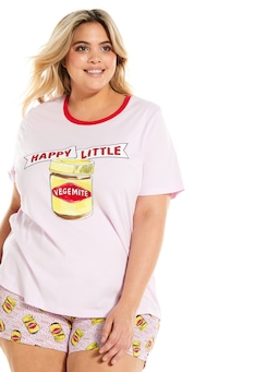 P.A. Plus Happy Little Vegemite Tee