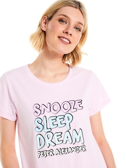 Snooze Sleep Dream Tee