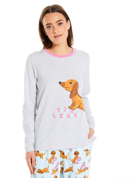 Wonderdog Long Sleeve Top