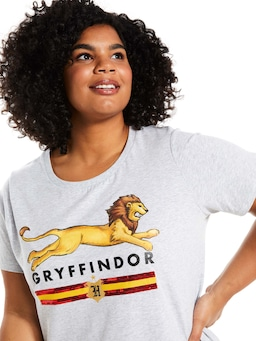 P.A. Plus Harry Potter Gryffindor Logo Tee