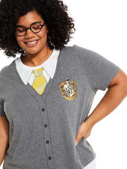 P.A. Plus Harry Potter Hufflepuff House Tee